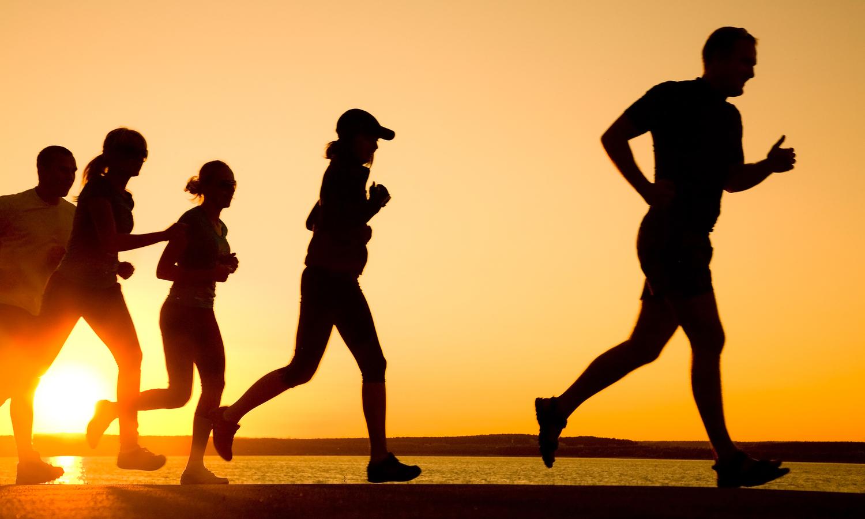 5. Olahraga Sebagai Gaya Hidup Sehat