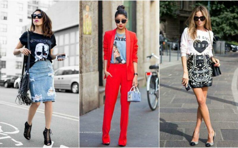 Contih Contoh Style Seru Agar Penampilan Kaos Bergambar Anda Tidak Itu Itu Saja