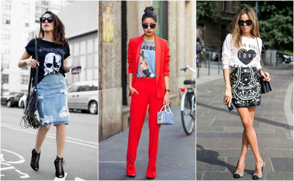 Tips Memadukan Kaos Bergambar yang Bagus dan Keren