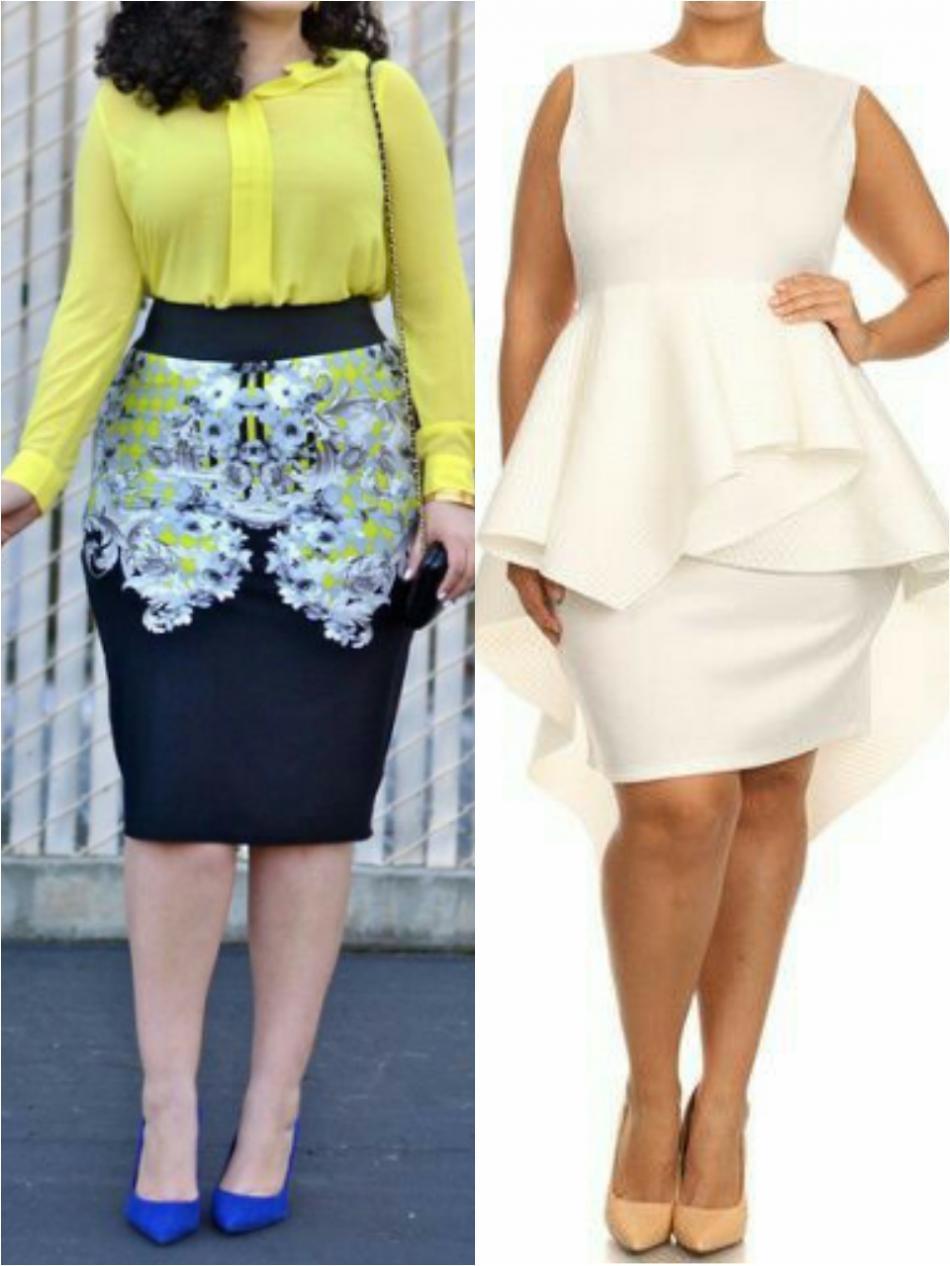Model Baju Dress Pendek Untuk Orang Gemuk 2