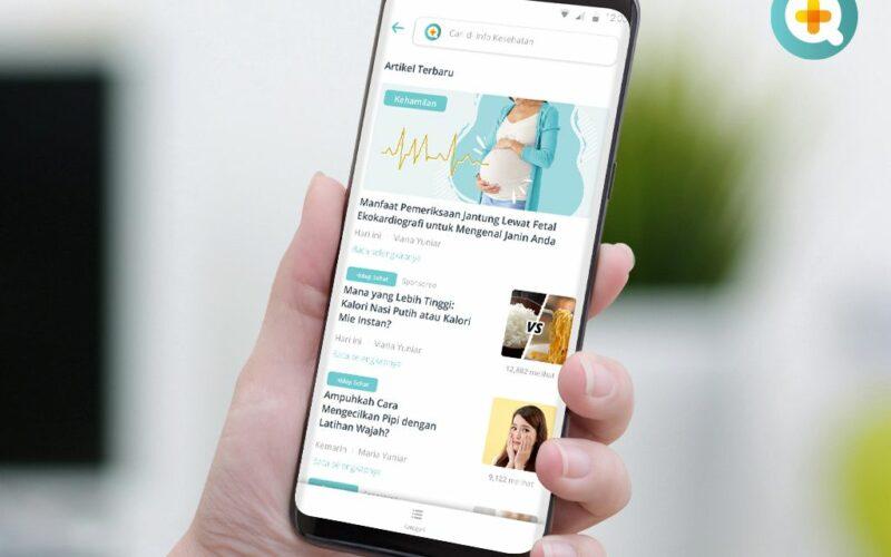 Temukan Berbagai Informasi Kesehatan Dalam Fitur Artikel Di Sehatq.com