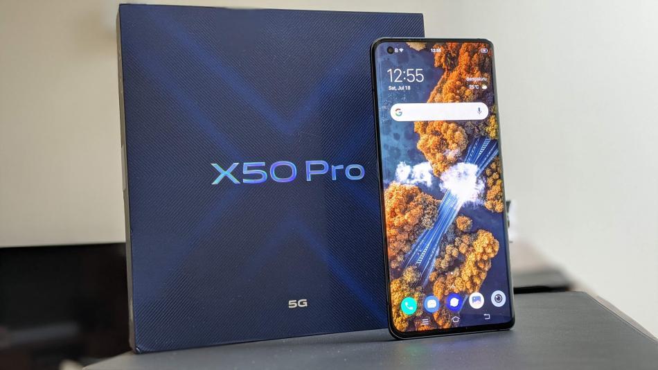 Segala Hal Tentang Seri Tertinggi Bernama Vivo X50 Pro